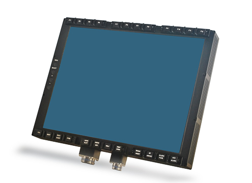"Rugged 15"" Display Monitor"