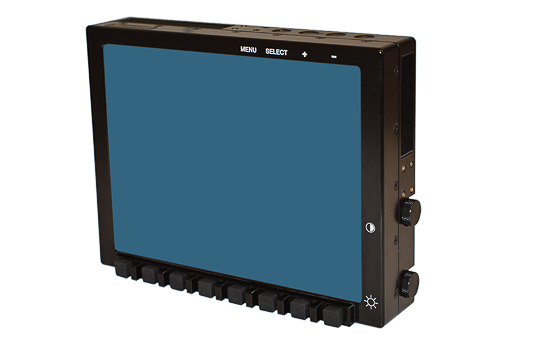 "Rugged 8.4"" Display Monitor"