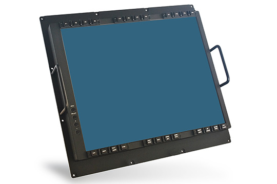 "Rugged 19"" Display Monitor"